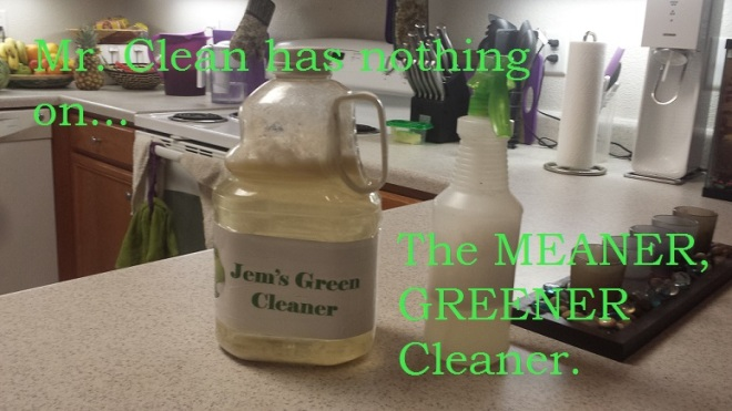 meaner greener cleaner