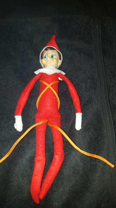 How to make a safety harness for your elf
