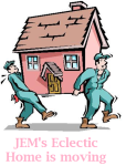 JEM's Eclectic Home is moving